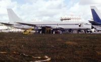 Photo: Untitled, Convair CV-880, N880NW