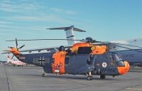 Photo: Luftwaffe, Sikorsky SH-3H Sea King, 8968