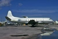 Photo: Untitled, Vickers Viscount 700, N24V