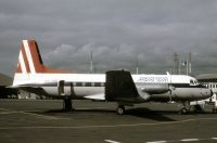Photo: SATA Air Acores, Hawker Siddeley HS-748, CS-TAH