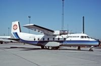 Photo: Cimber Air, Nord N-262, OY-TOV