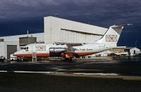 Photo: TNT, British Aerospace BAe 146-200, VH-JJZ
