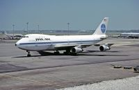 Photo: Pan Am, Boeing 747-100, N749PA