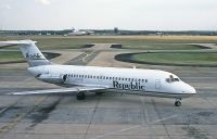 Photo: Republic Airlines, Douglas DC-9-10, N8906E
