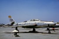 Photo: United States Air Force, Republic F-84F Thunderstreak, 52-7265