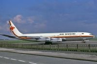 Photo: Air Niugini, Boeing 707-300, P2-ANB