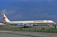 Photo: Air Niugini, Boeing 707-300, P2-ANA