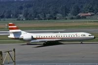 Photo: CTA, Sud Aviation SE-210 Caravelle, OH-LSD