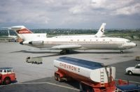 Photo: Western Airlines, Boeing 727-200, N2802W