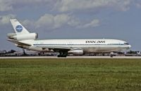 Photo: Pan Am, McDonnell Douglas DC-10-10, N62NA