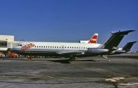 Photo: Pacific Express, BAC One-Eleven 200, N106EX