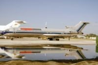 Photo: Trump, Boeing 727-200, N547EA