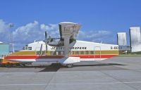 Photo: Jersey European Airways, Shorts Brothers SC-7 Skyvan, G-BEED