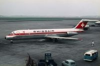 Photo: Swissair, Douglas DC-9-30, HB-IFV