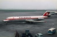 Photo: Swissair, Douglas DC-9-30, HB-IFV