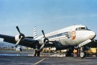 Photo: Slick Airways, Douglas DC-6, N11817