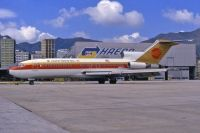 Photo: Continental Micronesia, Boeing 727-100, N18477