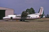 Photo: Comair, Fokker F27 Friendship, ZS-KVJ