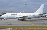 Photo: Canadian Airlines International CAIL, Boeing 737-200, C-GXPW
