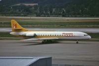 Photo: Hispania, Sud Aviation SE-210 Caravelle, EC-CPI