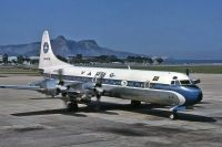 Photo: Varig, Lockheed L-188 Electra, PP-VLA