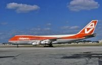 Photo: Avianca, Boeing 747-100, HK-2000