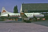 Photo: Delta Air Transport - DAT, Convair CV-440, OO-VGW