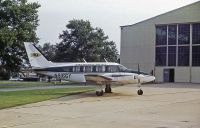 Photo: Trans-Michigan Airlines, Piper PA-31 Navajo, N9166Y