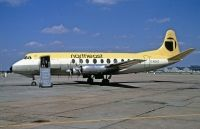 Photo: Northeast, Vickers Viscount 800, G-AOYO