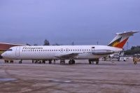 Photo: Philippine Airlines, BAC One-Eleven 500, RP-C1184