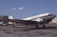 Photo: Alberta Northern, Douglas DC-3, C-GWIR