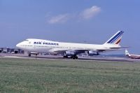 Photo: Air France, Boeing 747-100, F-BPVD
