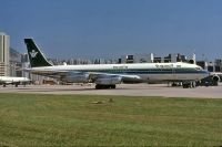 Photo: Saudi Arabian Royal Flight, Boeing 707-300, HZ-HM3