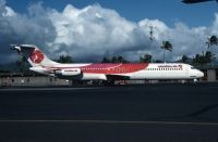 Photo: Hawaiian Air, Douglas DC-9-51