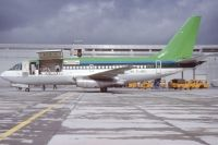 Photo: Alitalia, Boeing 737-200, EI-ASD