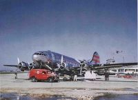Photo: Trans World Airlines (TWA), Boeing 307 Stratoliner