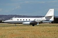 Photo: Untitled, Lockheed Jetstar, VR-BJI