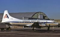 Photo: Canada West Air, Convair CV-440, C-GRWW