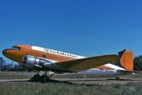 Photo: Fieldair, Douglas C-47, ZK-CHV