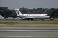 Photo: British Aircraft Corporation, BAC One-Eleven 400, G-AZUK