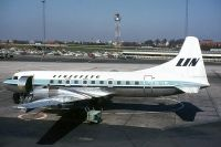 Photo: Linjeflyg, Convair CV-440, SE-CRL