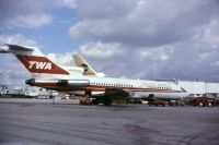 Photo: Trans World Airlines (TWA), Boeing 727-100, N854TW