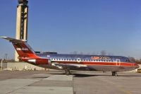 Photo: USAir, BAC One-Eleven 200, N1127J