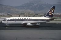 Photo: Olympic Airways/Airlines, Boeing 737-200, SX-BCK