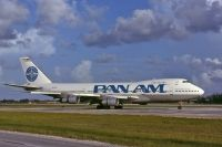 Photo: Pan Am, Boeing 747-100, N4704U