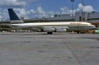 Photo: Airfast, Boeing 720, N8790R