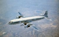 Photo: Pan Am, Douglas DC-7, N771PA