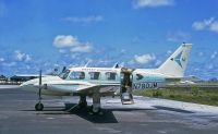 Photo: Mackey International, Piper PA-31 Navajo, N780JM