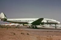 Photo: Trans International Airlines - TIA, Lockheed Super Constellation, N9751C
