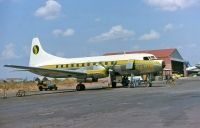 Photo: Oasis Airlines, Convair CV-340
